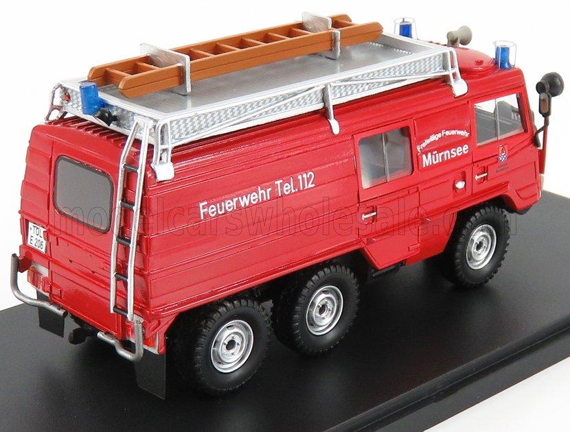 Steyr Puch Pinzgauer 712K 6X6 Österreichisches Bundesheer 1977-1:43 NEO
