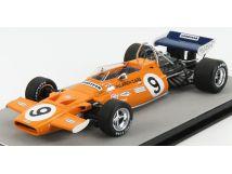 McLaren M19A Cosworth F1 Penske Sunoco GP Kanada 1971 M Donohue Tecnomodel 1:18