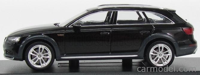 SPARK-MODEL 5011504613 Scale 1/43  AUDI A4 ALLROAD QUATTRO 2016 BLACK
