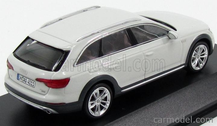 SPARK-MODEL 5011504623 Scale 1/43  AUDI A4 ALLROAD QUATTRO 2016 GLACIER WHITE