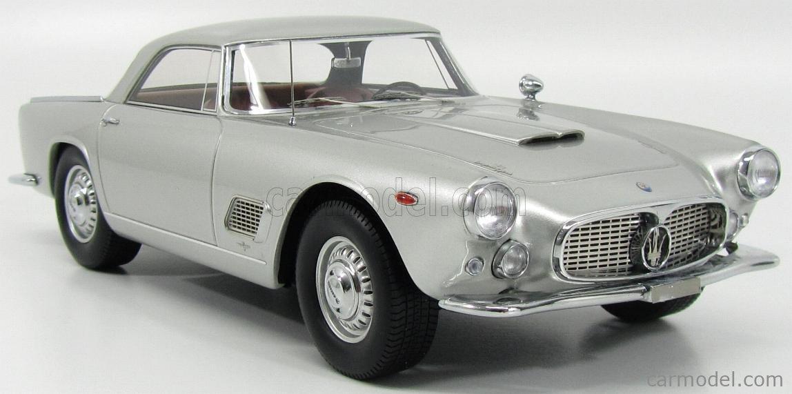 1962-1:18 Neo Maserati 3500 GT Touring silber #18231