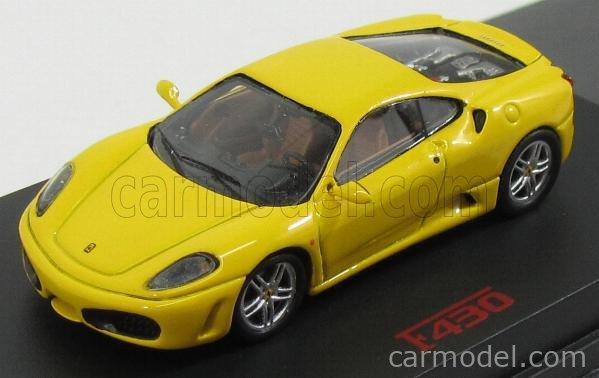 Redline 87rl002 Masstab 1 87 Ferrari F430 2004 Yellow