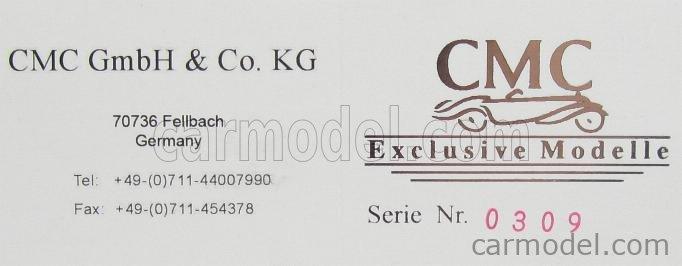 CMC M170 Scale 1/18  MERCEDES BENZ LO2750 TRUCK WITH TARPAULIN - CASSONE TELONATO 1933 GREEN