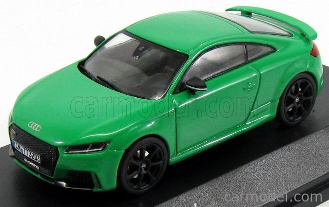 HERPA 5011610432-42511 Scale 1/43  AUDI TT RS COUPE 2016 GREEN