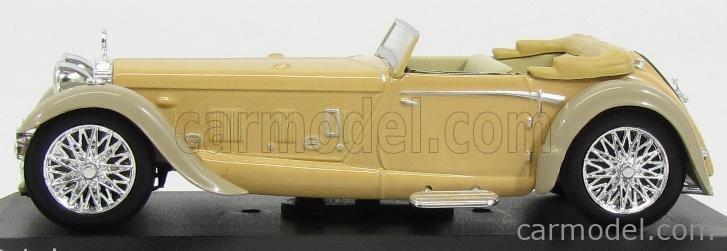 WHITEBOX WB198-209621 Scale 1/43  DAIMLER DOUBLE SIX 50 CABRIOLET 1931 CREAM
