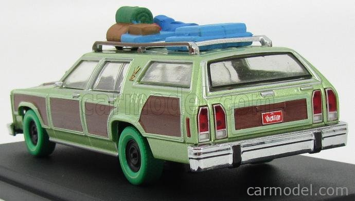 GREENLIGHT 86451 SCALA 1//43 FORD USA COUNTRY SQUIRE FAMILY WAGON T R U C K-STER