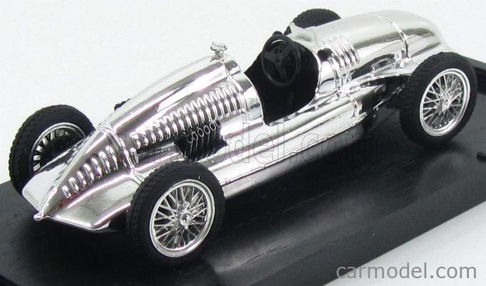 BRUMM PROM PROM Масштаб 1/43  AUTO UNION D-TYPE PROMO 100 JAHRE AUTOMOBIL 1886-1986 CHROME
