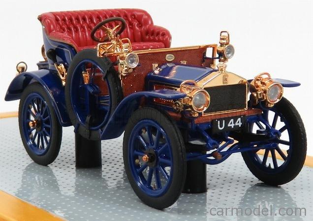 ILARIO-MODEL IL43100 Echelle 1/43  ROLLS ROYCE 10hp sn200154 CURRENT CAR 1904 BLUE