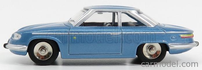 NOREV CL4512 Masstab: 1/43  PANHARD 24CT 1964 HIERRO BLUE
