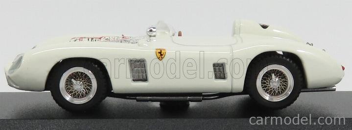 BEST-MODEL LO9807 Scale 1/43  FERRARI 860 MONZA MILLE MIGLIA 1947-1948 LORENZI WHITE