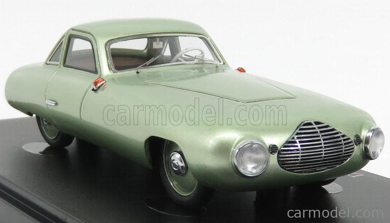 AUTOCULT ATC04010 Масштаб 1/43  DKW STROMLINIE VERSUCHSWAGEN GERMANY 1951 LIGHT GREEN MET