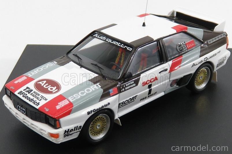 Audi Quattto A1 Rallye Pikes Peak 1983 Buffum