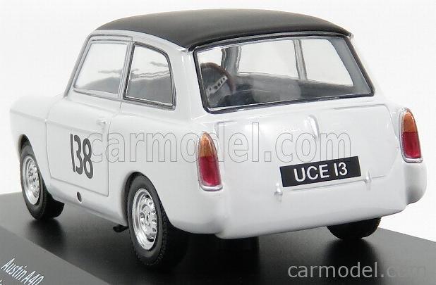 EDICOLA 4672116A Echelle 1/43  AUSTIN A40 TEAM DON MOORE RACING N 138 CHAMPION SEASON BTCC 1960 GEORGE