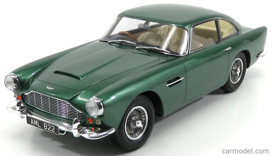 12art Fine Model Cars 12art0108041 Scale 1 12 Aston Martin Db4 Coupe 1958 Green Met