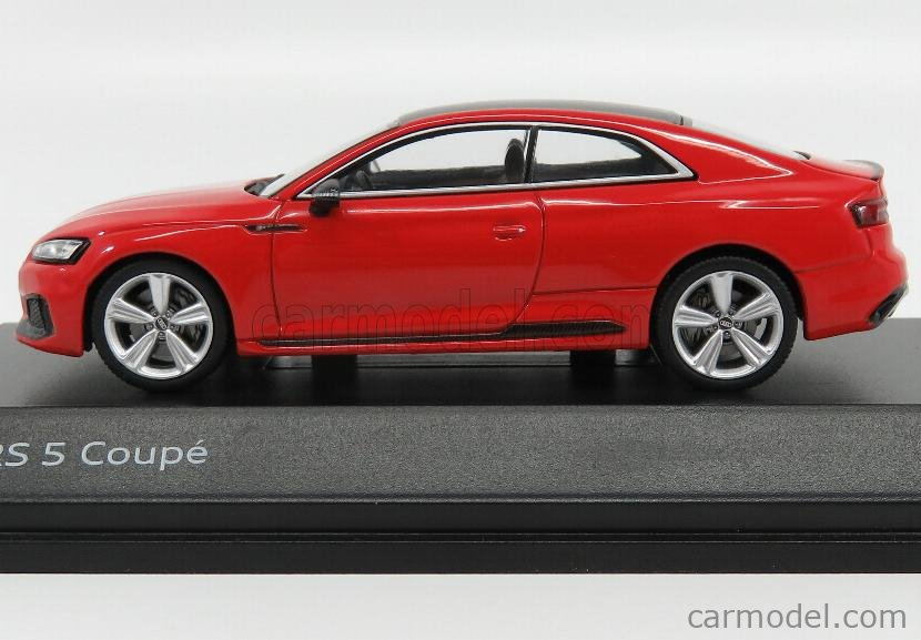 SPARK-MODEL 5011715031 Scale 1/43  AUDI A5 RS5 COUPE 2017 MISANO RED