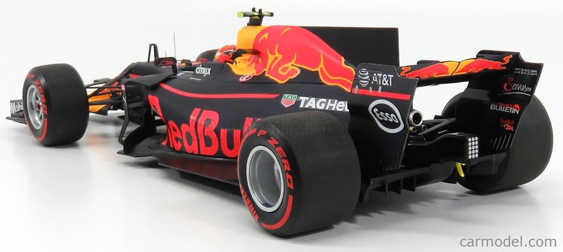 MINICHAMPS 110170033 Масштаб 1/18  RED BULL F1  TAG HEUER RB13 N 33 AUSTRALIAN GP 2017 M.VERSTAPPEN RED BLACK