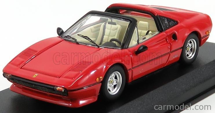 Best Model 9706 Masstab 1 43 Ferrari 308 Gts Spider Personal Car Tom Sellek Magnum P I Prima Serie 1979 Red