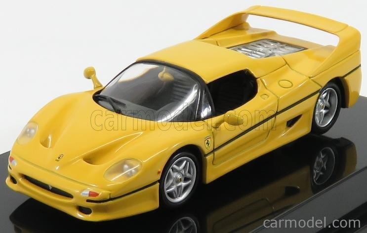 Mattel Hot Wheels 22179 Masstab 1 43 Ferrari F50 1995 Yellow