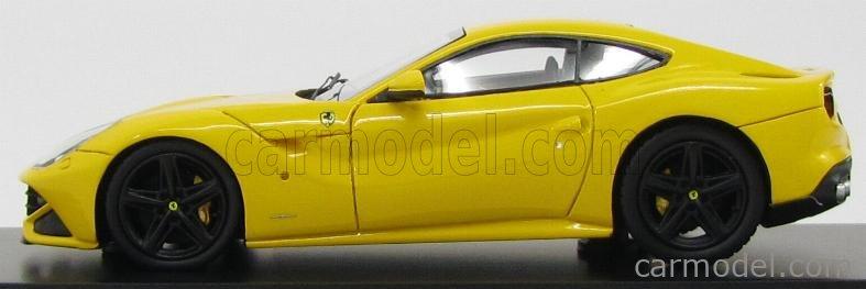 TRUESCALE FJM1343013 Masstab: 1/43  FERRARI F-12 BERLINETTA 2012 GIALLO MODENA - YELLOW