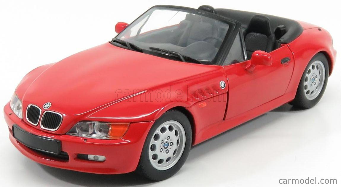 Ut Model 180024330 Scale 1 18 Bmw Z3 Spider 1997 Red