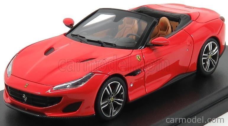 Ferrari Portofino cabriolet rouge Portofino 2017 1//43 Looksmart