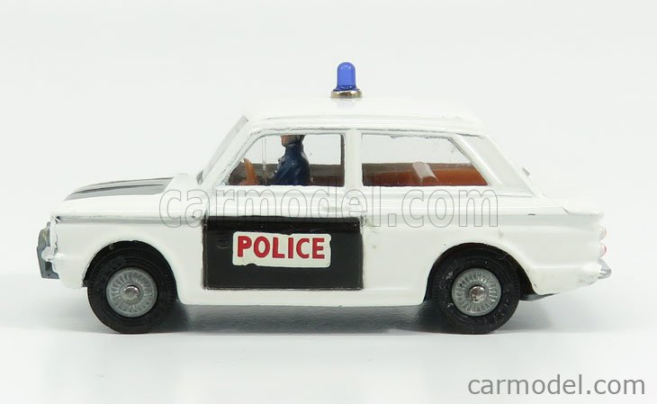 CORGI 506 Echelle 1/43  SUNBEAM IMP PANDA POLICE WHITE BLACK