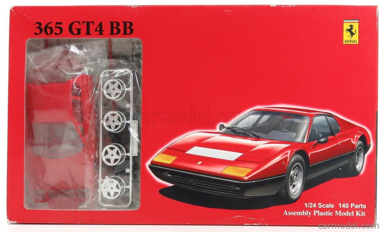 FUJIMI-KIT 12280 Scale 1/24  FERRARI 365 GT4/BB 1977 /