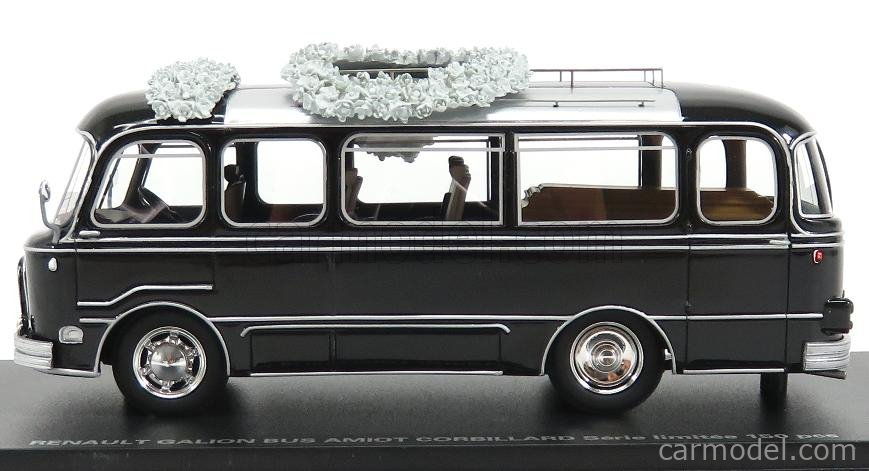 Perfex 505-renault galion bus Amiot hearse 1//43