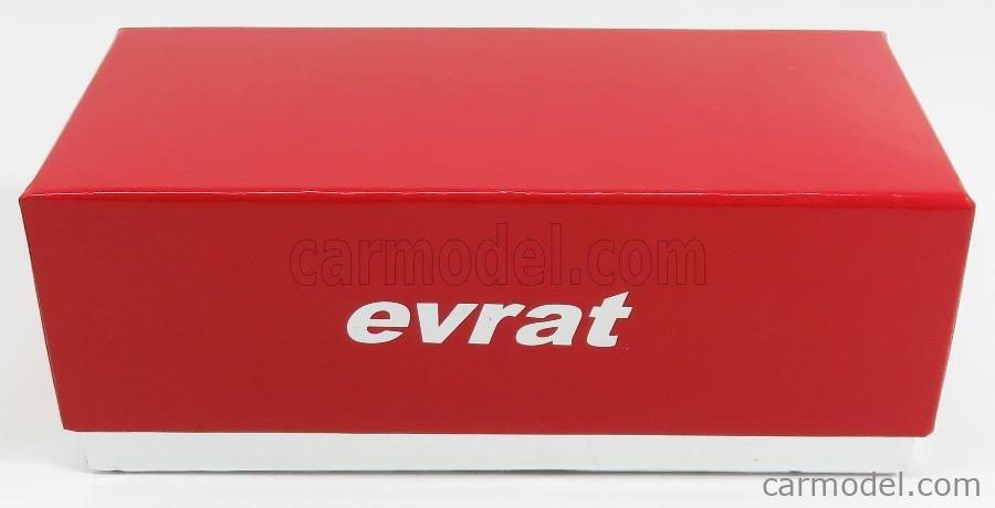 EVRAT EVR213 Masstab: 1/43  BUGATTI T57 PROFILE JAMES YOUNG sn57158 RESTORED VERSION 1938 BLUE