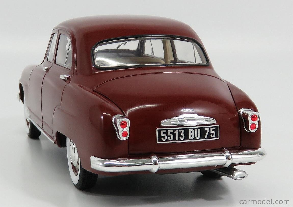 1:18 Norev Simca 9 Aronde black 1953 NEW bei PREMIUM-MODELCARS