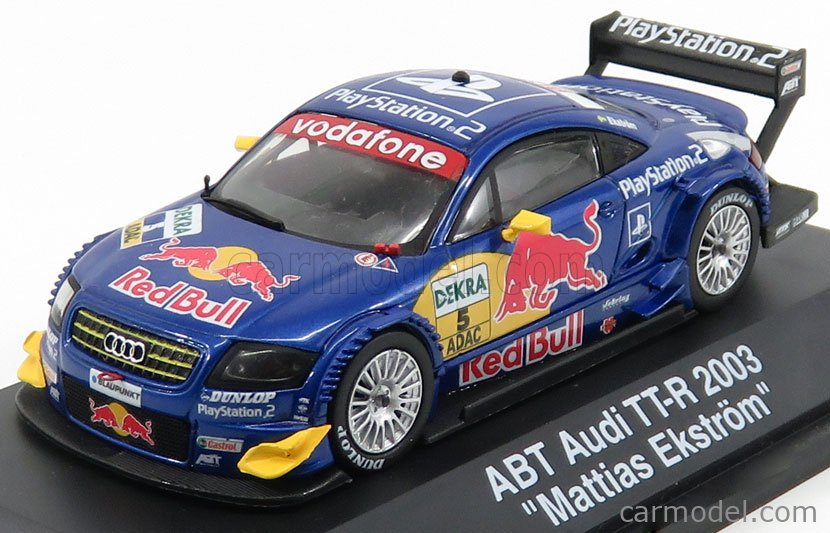 On TG-A Renntransporter DTM 2003 Team Abt Sportsline 1:87 Schuco 22657