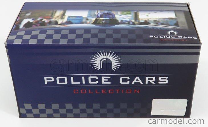 City of Norwich Atlas 7598003 1:43 Die Cast 1973 Chevrolet Bel Air Police