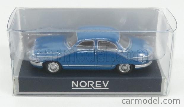NOREV 451731 Masstab: 1/87  PANHARD PL17 1961 ATLANTIDE BLUE