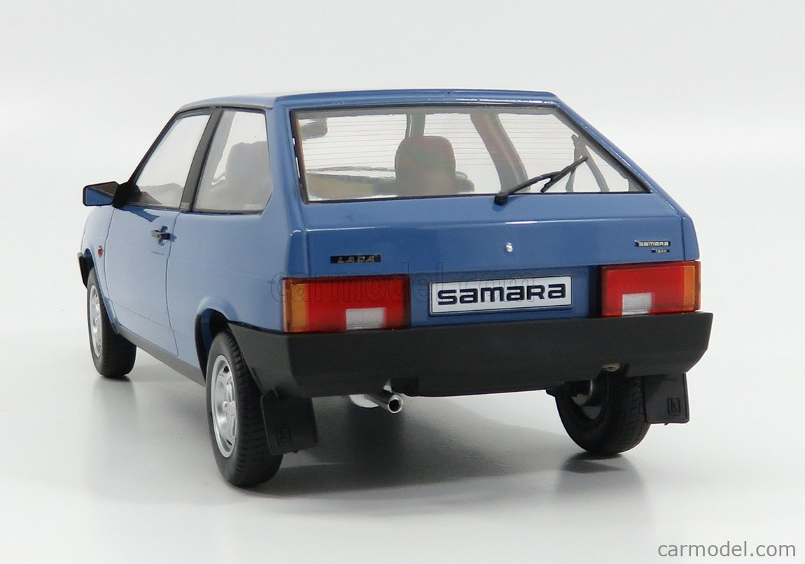 KK-SCALE KKDC180212 Scale 1/18  LADA SAMARA 1984 BLUE