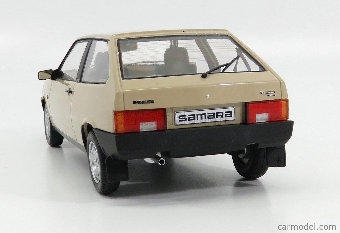 KK-SCALE KKDC180211 Scale 1/18  LADA SAMARA 1984 LIGHT BROWN