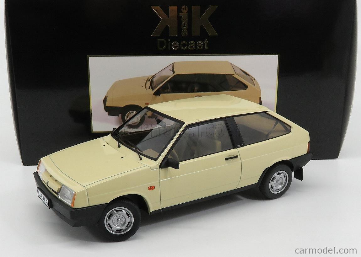 KK-SCALE KKDC180215 Scale 1/18  LADA SAMARA 1984 CREAM