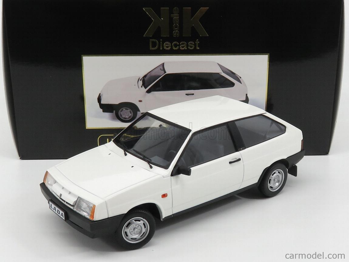 KK-SCALE KKDC180214 Scale 1/18  LADA SAMARA 1984 WHITE