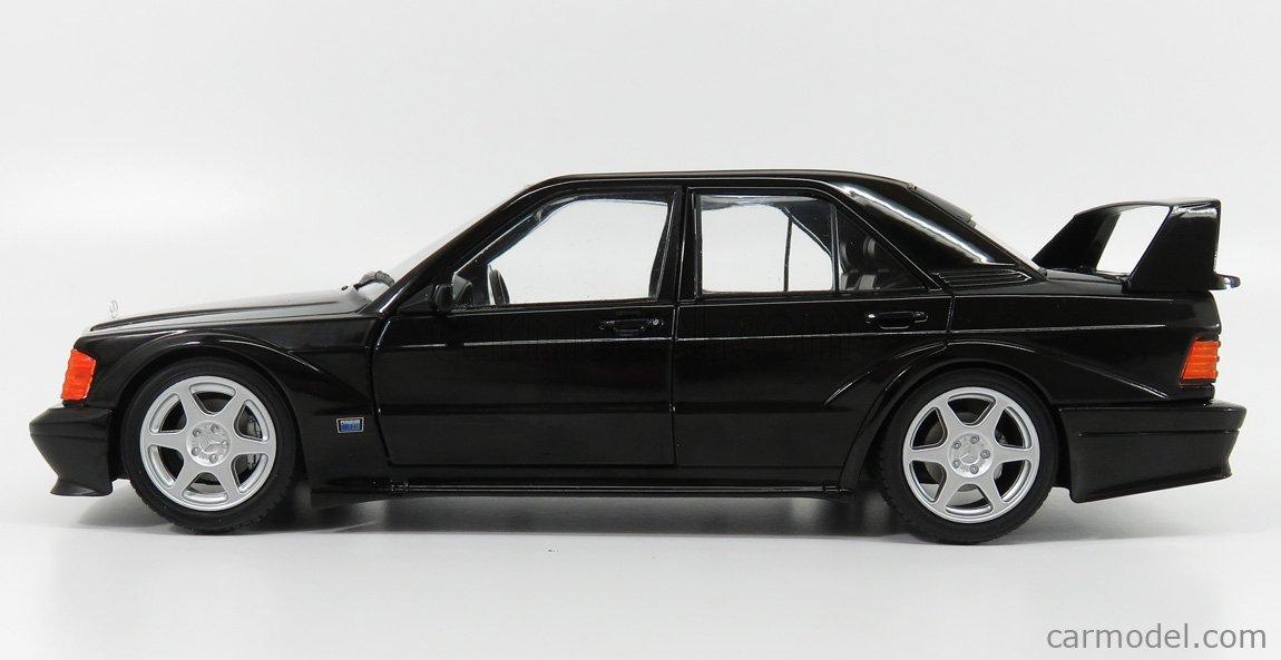 1:18 Solido Mercedes 190e 2.5-16 EVOLUTION 2 1990 Black