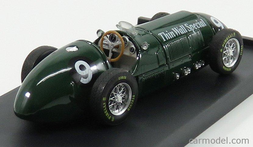BRUMM R192-UPD Echelle 1/43  FERRARI F1  375 TEAM THIN WALL SPECIAL N 9 AINTREE GP 1954 P.COLLINS GREEN