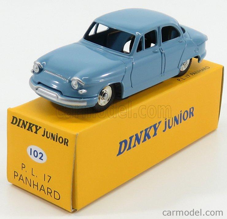 EDICOLA 102 Masstab: 1/43  PANHARD PL17 1961 LIGHT BLUE