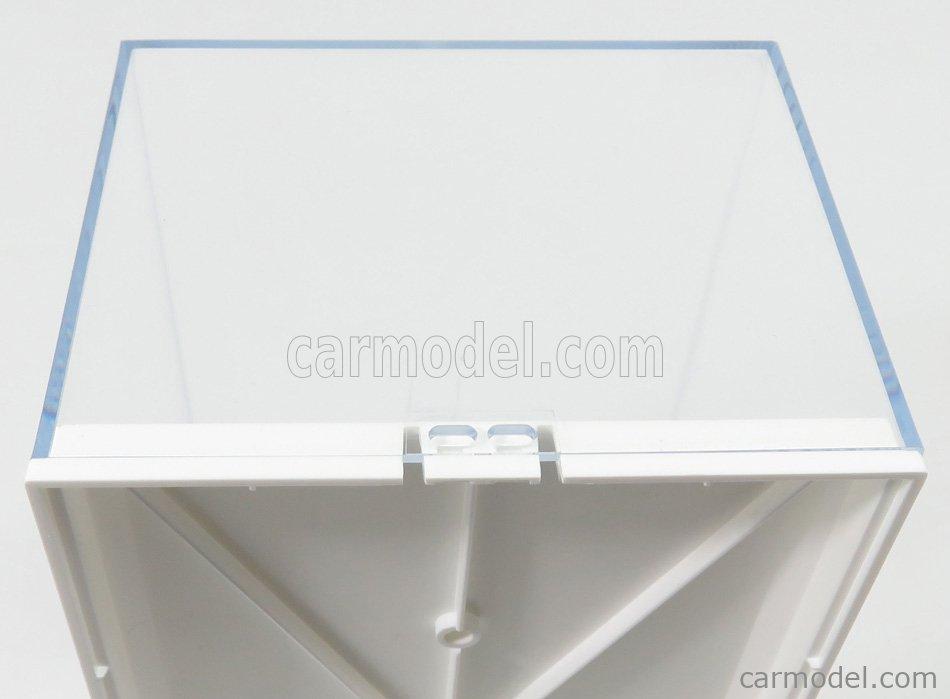 Vetrina Display Box White Base Base Bianca Plastic Display 1:24 PRISMA24-WHITE