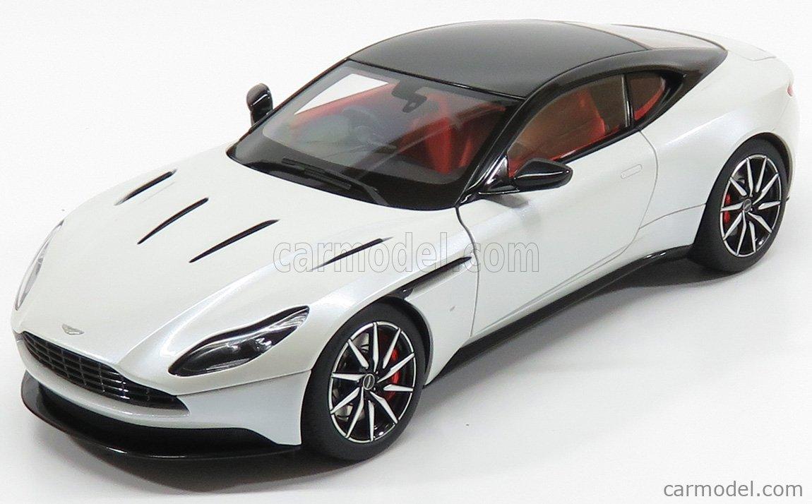 Autoart 70266 Scale 1 18 Aston Martin Db11 Coupe 2017 Frost White