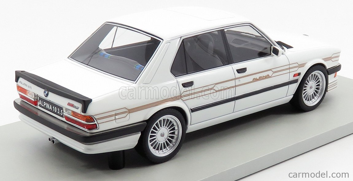 LS-COLLECTIBLES LS044F Masstab: 1/18  BMW 5-SERIES ALPINA B10 3.5 BITURBO 1989 WHITE
