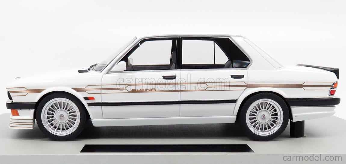 LS-COLLECTIBLES LS044F Masstab: 1/18  BMW 5-SERIES ALPINA B10 3.5 BITURBO 1989 WHITE