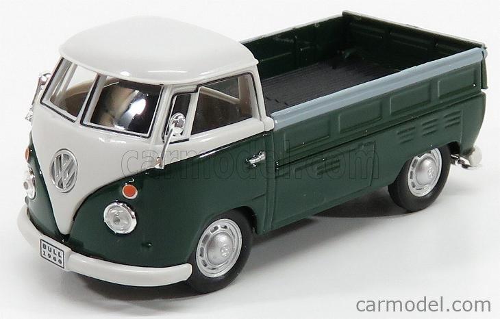 Volkswagen T1 Pick-Up 1960 White Grey HONGWELL 1:43 HG251PND7W