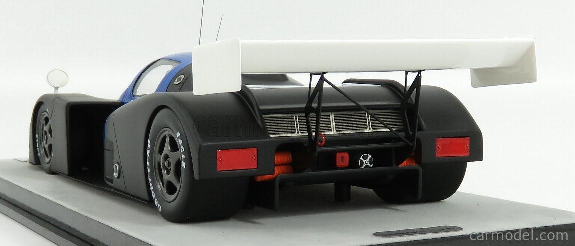 TECNOMODEL TM18-137D Масштаб 1/18  ASTON MARTIN AMR1 TEST CAR 1989 BLACK