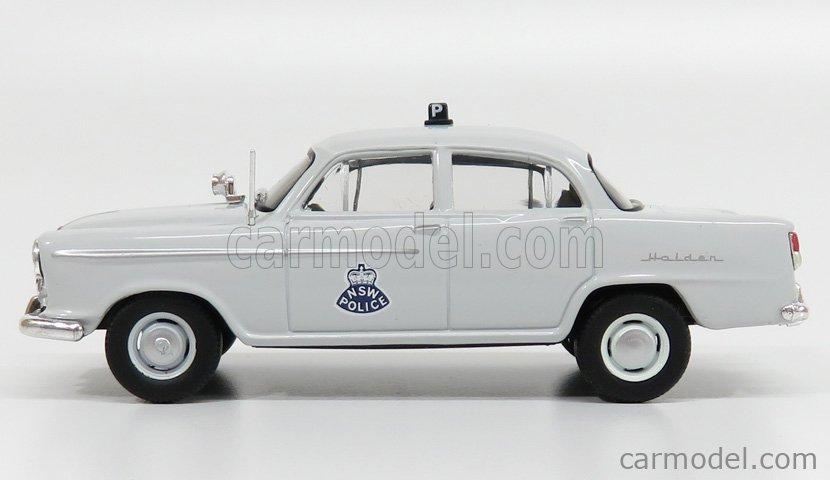 EDICOLA 126909 Echelle 1/43  HOLDEN FE POLICE 1956 GREY