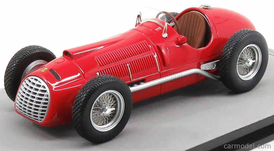 Tecnomodel Tm18 152a Masstab 1 18 Ferrari F1 275 N 0 Press Version 1950 Red