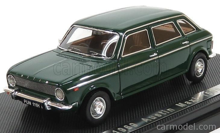 SILAS SM43039CG Echelle 1/43  AUSTIN MAXI 1500 1969  CONNAUGHT GREEN