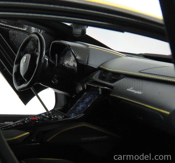AUTOART 79114 Scale 1/18  LAMBORGHINI CENTENARIO LP770-4 2017 CARBON